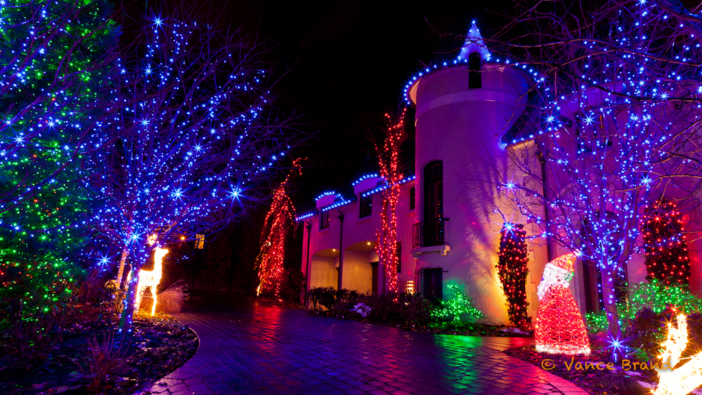 photo courtesy christmas lights